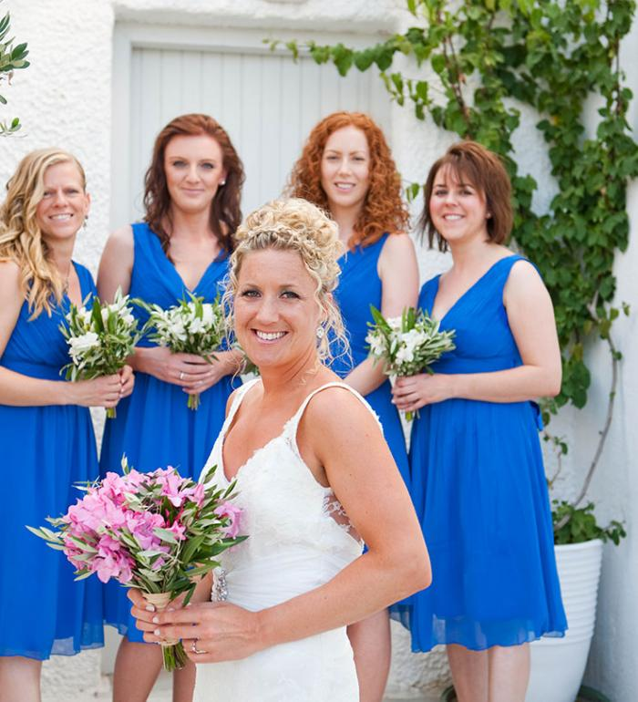 J&A Destination Wedding Paros Island